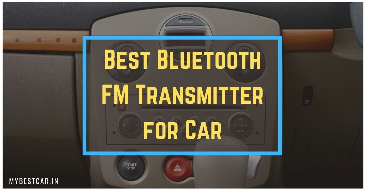 Best Car Bluetooth FM Transmitter